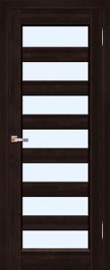 Межкомнатная дверь ПРЕМЬЕР + ДО, венге МОЛОДЕЧНО ВОЛОЖИН СМОРГОГЬ