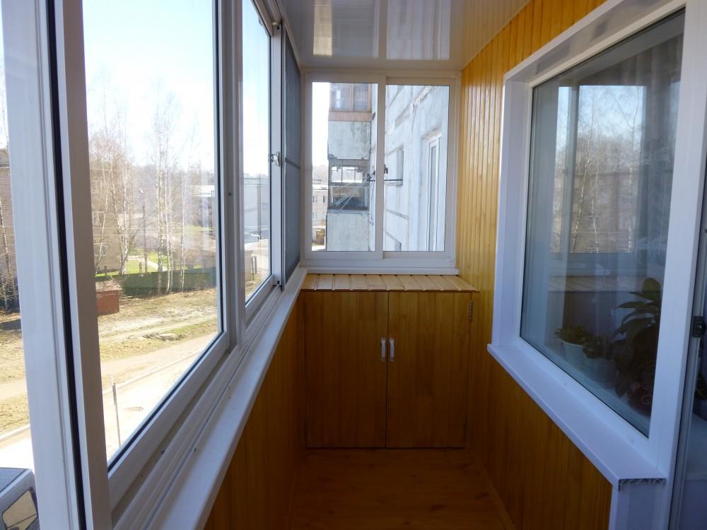 Остекление балконов в москве - строительство / прочее.