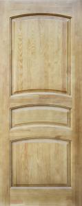 Дверь Модель №16 ДО СВЕТЛЫЙ ЛАК
